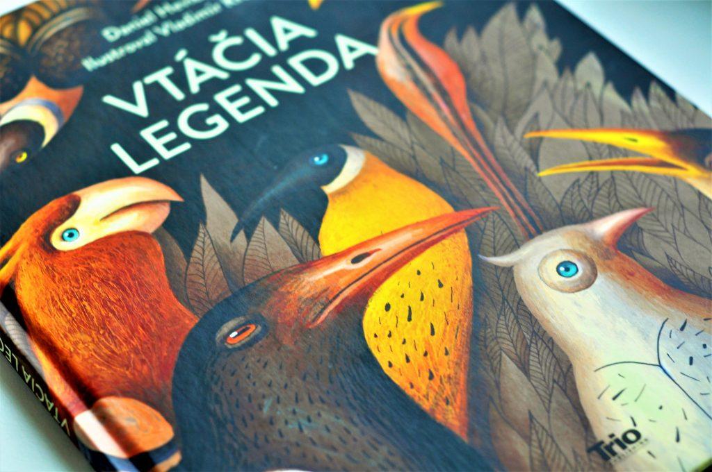 Vtáčia legenda
