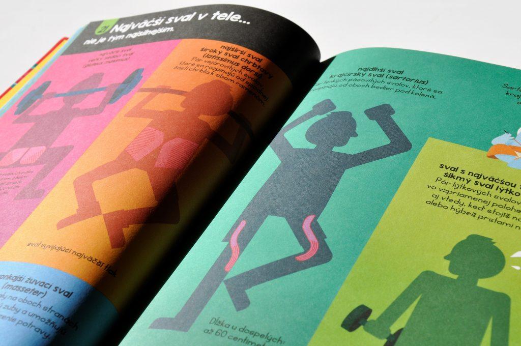 100 faktov, ktoré musíš vedieť. Ľudské telo odetskychknihach.sk