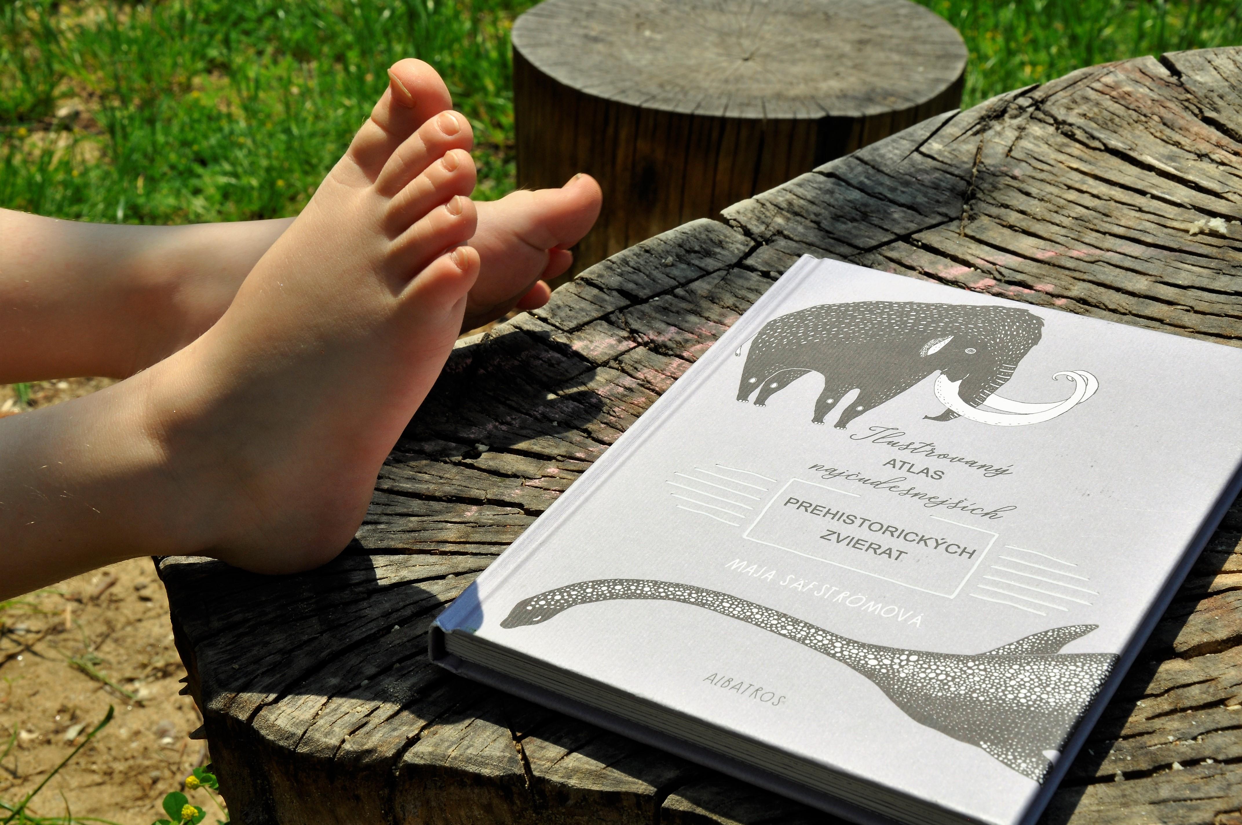 Ilustrovaný atlas najčudesnejších prehistorických zvierat odetskychknihach.sk