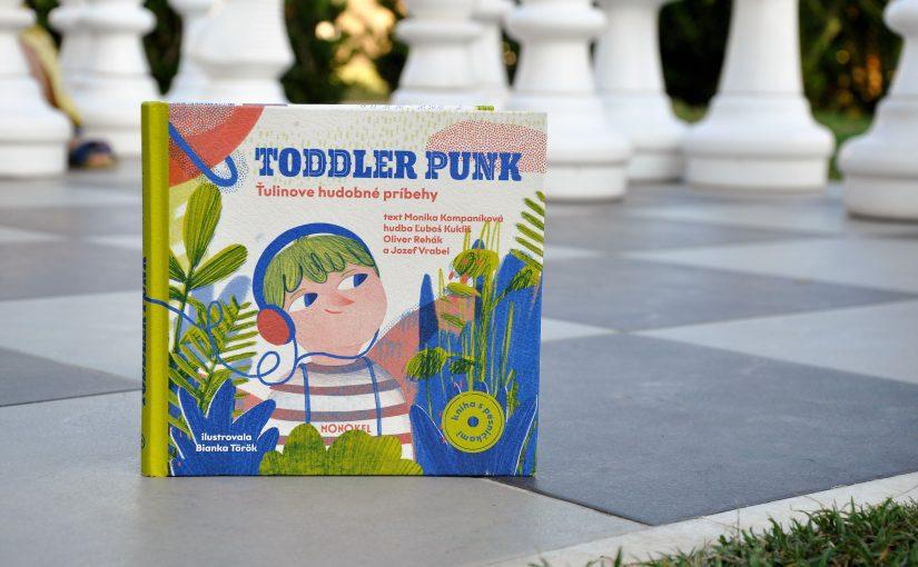 TODDLER PUNK (Monika Kompaníková, Bianka Török) – recenzia