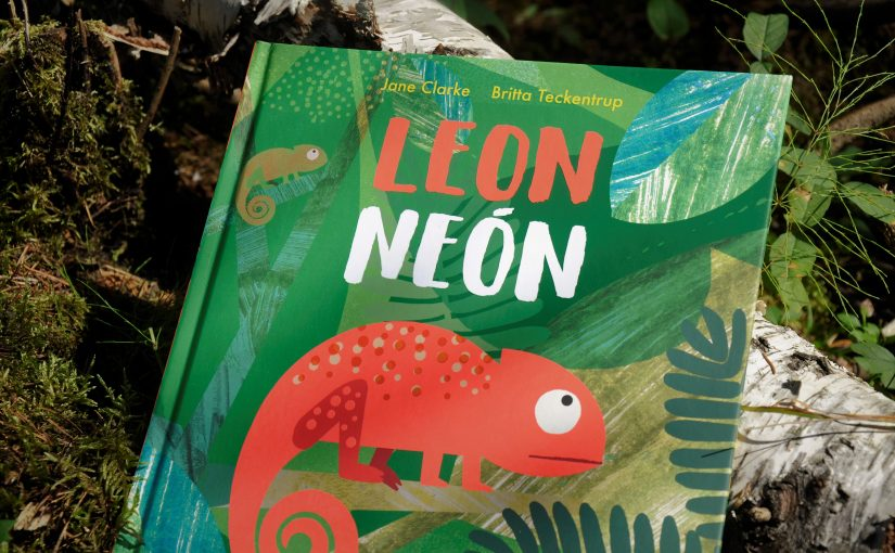 LEON NEÓN (Jane Clarke, Britta Teckentrup) – recenzia