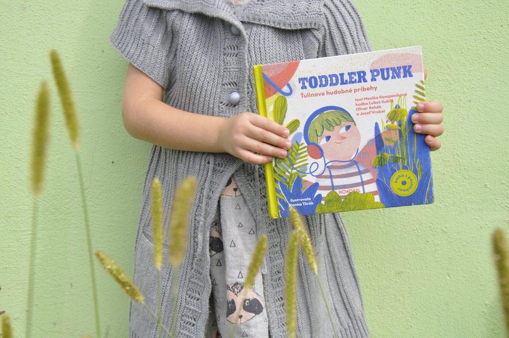 Toddler Punk odetskychknihach.sk