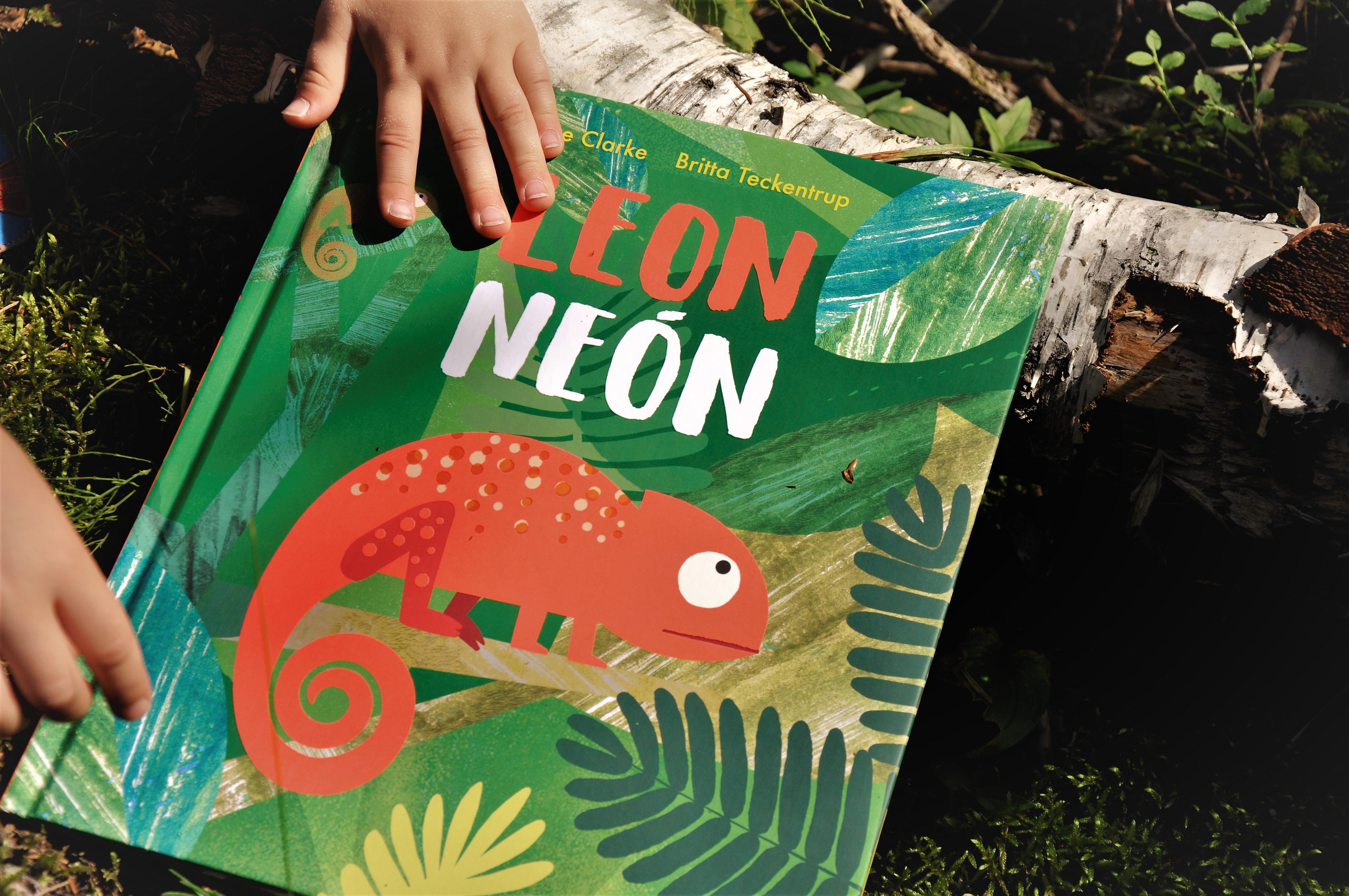 Leon Neón odetskychknihach.sk