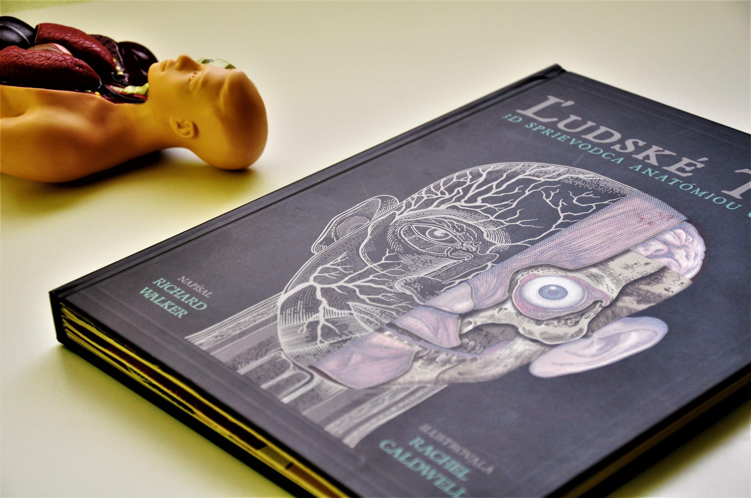 ĽUDSKÉ TELO. 3D SPRIEVODCA ANATÓMIOU ČLOVEKA