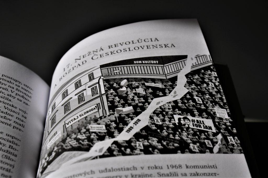 Nežná revolúcia, protesty Za slušné Slovensko