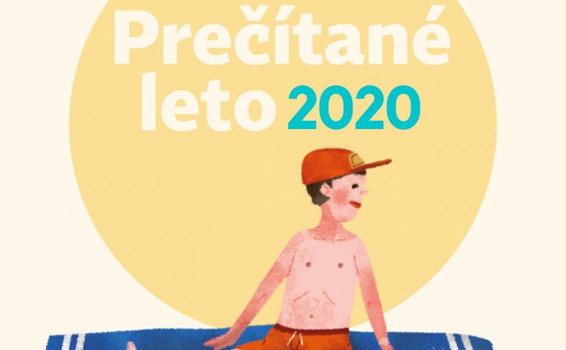 PREČÍTANÉ LETO 2020: ZOZNAM KNÍH