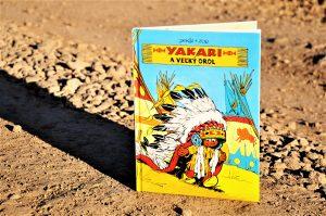 Yakari a Veľký orol