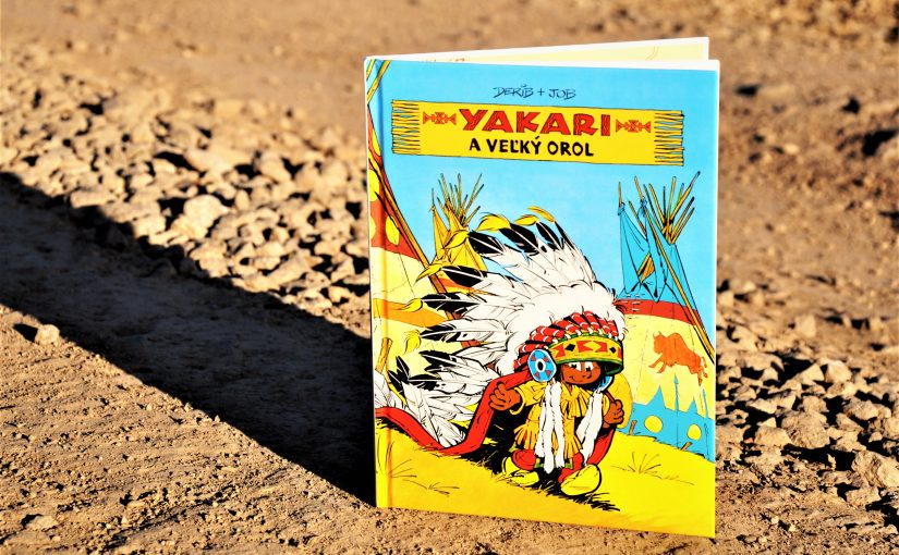 YAKARI (Derib a Job) – recenzia