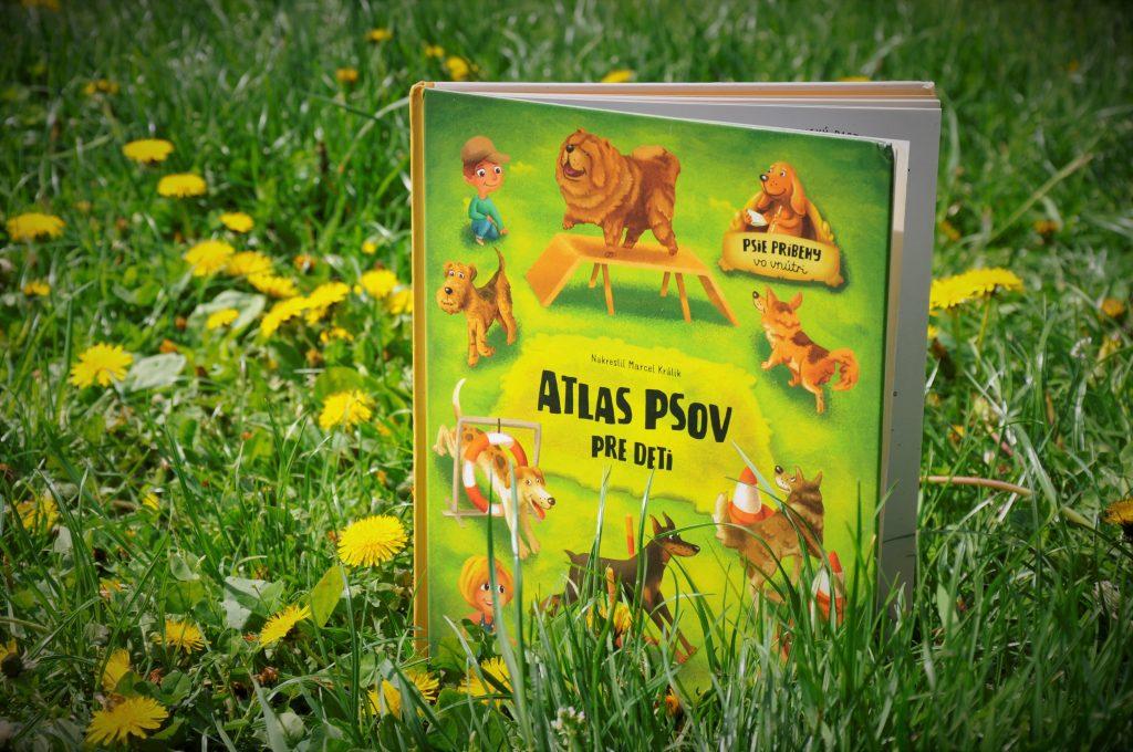 Atlas psov pre deti